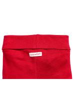 2-pack trousers with feet - Red - Kids | H&M 2