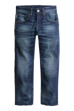 Relaxed Generous Size Jeans - Blu denim scuro - BAMBINO | H&M IT 1