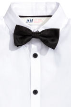 Generous fit Shirt - White - Kids | H&M CN 2