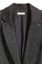 Wool-blend jacket - Dark grey - Ladies | H&M CN 3