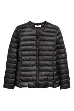 Thin down jacket - Black - Ladies | H&M 2
