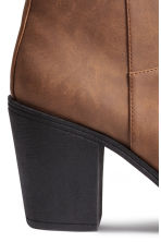 Ankle boots - Light brown - Ladies | H&M CN 4