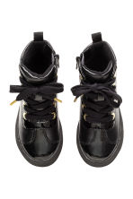 Pile-lined trainers - Black - Kids | H&M CN 2
