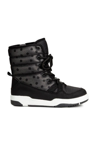 Winter boots - Black - Kids | H&M CN 1