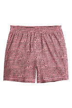 2-pack pyjama shorts - Grey/Sushi - Men | H&M CN 3