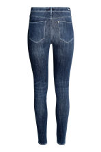 360° Shaping Skinny High Jeans - 牛仔蓝 - 女士 | H&M CN 2