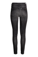 360° Shaping Skinny High Jeans - Negro washed out - MUJER | H&M ES 2