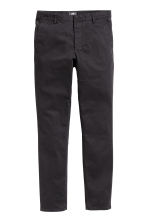Chinos Skinny fit - Nero - UOMO | H&M IT 2