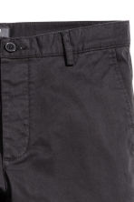 Chinos Skinny fit - Black - Men | H&M CN 3