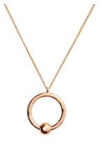 Necklace with a pendant - Gold - Ladies | H&M GB 2