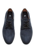 Derby shoes - Dark blue - Men | H&M CN 2