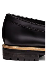 Chunky-sole loafers - Black - Men | H&M CN 4