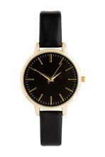 Watch - Black - Ladies | H&M GB 1