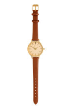 Watch - Cognac brown - Ladies | H&M CN 2