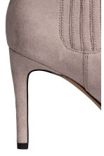 Ankle boots - Grey - Ladies | H&M CN 4