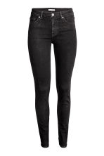 Shaping Skinny Regular Jeans - Denim preto - SENHORA | H&M PT 3