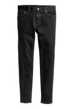 Skinny Regular Jeans - Nero - UOMO | H&M IT 2