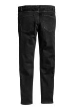 Skinny Regular Jeans - Nero - UOMO | H&M IT 3