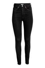 Shaping Skinny High Jeans - Black - Ladies | H&M CN 2