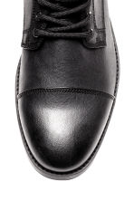 Chukka boots with a zip - Black - Men | H&M CN 4
