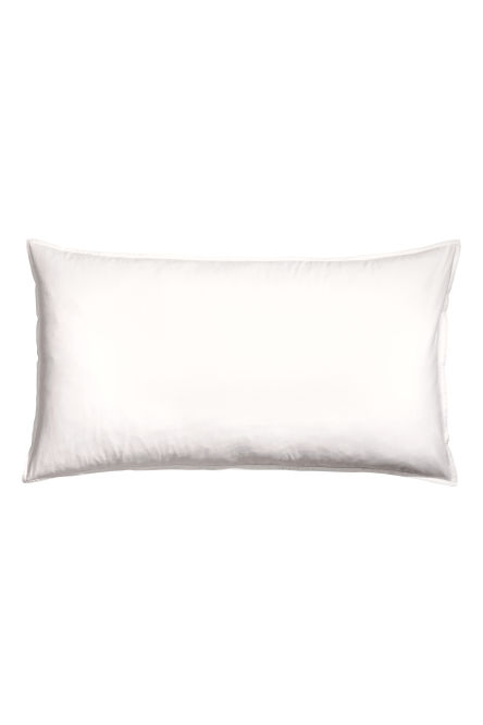 Pillowcase in washed cotton