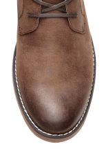 Chukka boots - Brown - Men | H&M CN 3