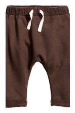 2-pack sweatpants - Dark brown -  | H&M CN 3