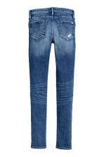 Skinny Fit Worn Jeans - Bleu denim - ENFANT | H&M FR 2