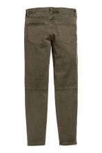 Pantaloni stile biker - Kaki scuro - DONNA | H&M IT 2