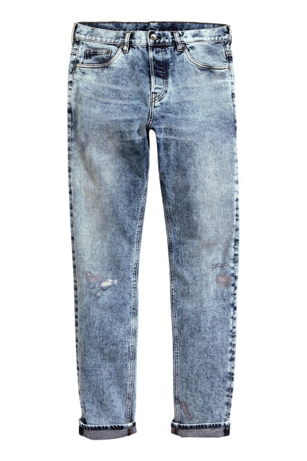 Slim Tapered Regular Jeans