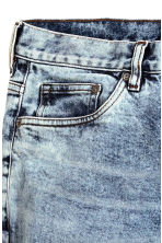 Slim Tapered Regular Jeans - Blu denim/Acid - UOMO | H&M IT 3