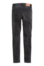 Skinny Regular Jeans - Nero - DONNA | H&M IT 3