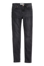 Skinny Regular Jeans - Nero - DONNA | H&M IT 2