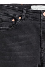 Skinny Regular Jeans - Nero - DONNA | H&M IT 4