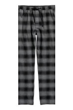 Pyjamas - Grey/Checked - Men | H&M CN 3
