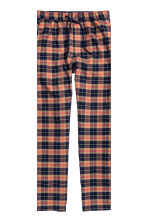 Pyjamas - Black/Checked - Men | H&M CN 4