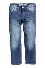 Super Soft Skinny Fit Jeans - Denim blue - Kids | H&M CN 2