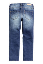 Super Soft Skinny Fit Jeans - Denim blue - Kids | H&M CN 3