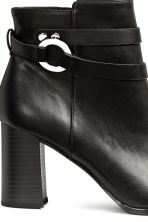 Ankle boots - Black - Ladies | H&M CN 4