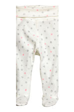 Bodysuit and trousers - White/Pink - Kids | H&M CN 2