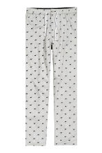 Pyjamas - White/Dogs  - Men | H&M CN 4