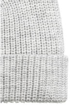 Wool-blend hat - Light grey - Ladies | H&M CN 2