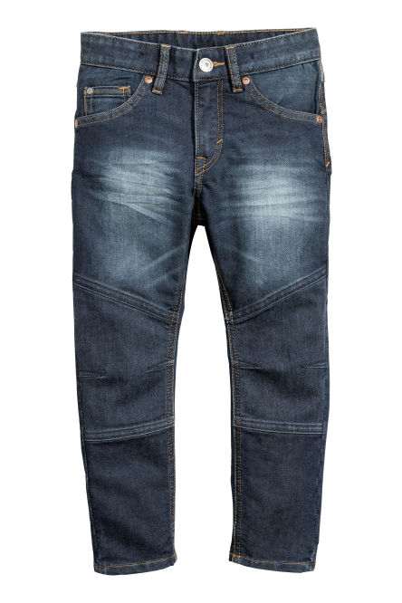 Tapered Jeans renforcé