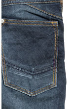 Tapered Jeans rinforzati - Blu denim scuro - BAMBINO | H&M IT 4