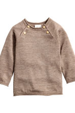 Silk-blend top and trousers - Mole - Kids | H&M CN 3
