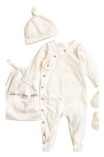 Welcome to the world set - Natural white -  | H&M CN 2