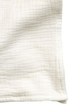 2-pack muslin squares - White -  | H&M CN 3