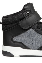 Sneakers alte - Nero - BAMBINO | H&M IT 3