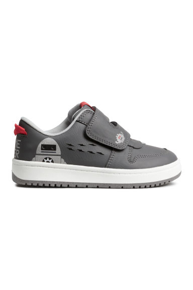 Light-up trainers - Dark grey - Kids | H&M CN 1