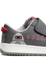 Light-up trainers - Dark grey - Kids | H&M CN 3